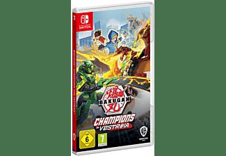 Bakugan: Champions von Vestroia - [Nintendo Switch]