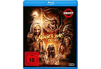 Ginger Snaps 1-3 Blu-ray