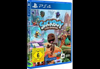 PS4 SACKBOY A BIG ADVENTURE - [PlayStation 4]