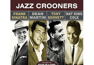 VARIOUS - JAZZ CROONERS  - (CD)