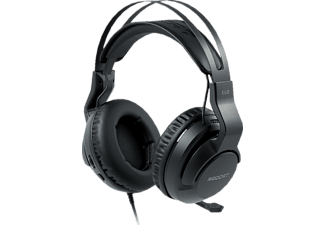 ROCCAT Elo X Stereo, Over-ear Gaming Headset Schwarz