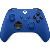 MICROSOFT Xbox Wireless Controller Shock Blue Controller Shock Blue