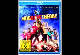 The Big Bang Theory - Staffel 5 [Blu-ray]