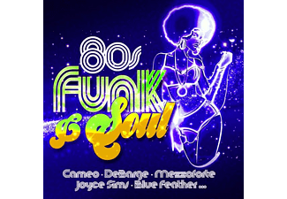 VARIOUS - 80S FUNK & SOUL  - (CD)