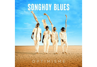 Songhoy Blues - OPTIMISME  - (LP + Download)