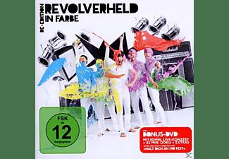 Revolverheld - In Farbe (Re-Edition)  - (CD + DVD Video)
