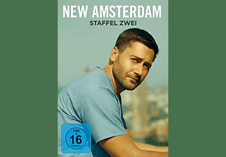 New Amsterdam - Staffel 2 DVD