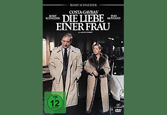 Die Liebe einer Frau DVD