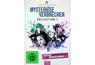 Mary Higgins Clark - Mysterioese Verbrechen - Collection 1 DVD
