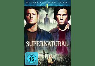 Supernatural - Staffel 4 [DVD]