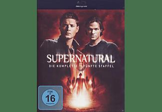 Supernatural 5 [Blu-ray]