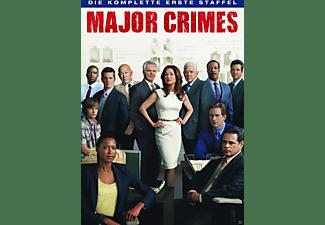 Major Crimes - Staffel 1 [DVD]
