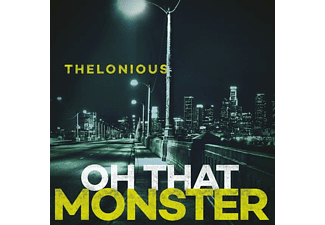 Thelonious Monster - Oh That Monster  - (CD)