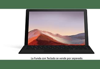 "Convertible 2 en 1 - Microsoft Surface Pro 7, 12.3"", Intel® Core™ i7 1065G7, 16 GB, 512 GB SSD, W10, Plata"