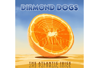 Diamond Dogs - Atlantic Juice  - (CD)