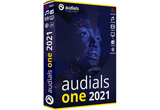 Audials One 2021 (Code in a Box) - [PC]
