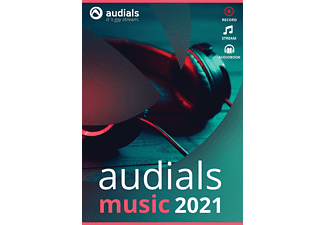 Audials Music 2021 (Code in a Box) - [PC]