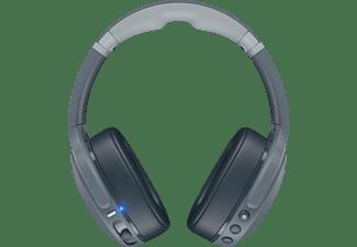 SKULLCANDY CRUSHER EVO, Over-ear Kopfhörer Bluetooth Grau
