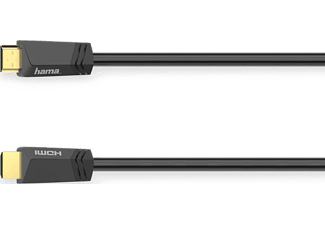 HAMA Ultra High Speed HDMI™ Kabel Plug - Plug, 8K, Gold-Plated, 2.0 m