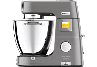 KENWOOD Keukenrobot Titanium Chef Patissier XL
