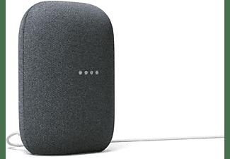 Altavoz inteligente - Google Nest Audio, Asistente de Google, Tecnología VoiceMatch, Negro