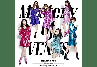 Hellovenus - Mystery of Venus (6th Mini Album)  - (CD)