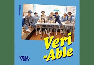 Verivery - Veri-Able  - (CD)
