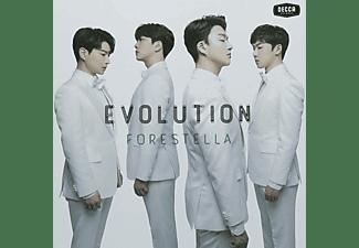 Forestella - EVOLUTION(KEIN RR)  - (CD)