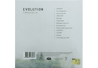 Forestella - EVOLUTION(KEIN RR)  - (CD)