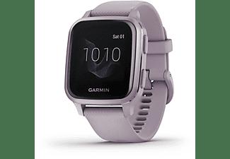 GARMIN Venu SQ Smartwatch Polymer Silikon, -, Lavendel