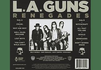 L.A. Guns - RENEGADES  - (CD)