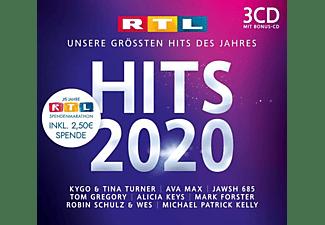 VARIOUS - RTL Hits 2020  - (CD)