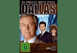 Dallas - Season 12 DVD