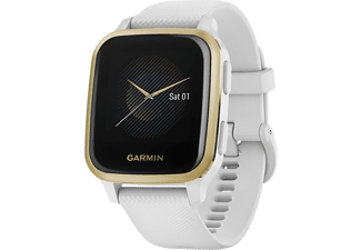 GARMIN Venu Sq Wit/Goud