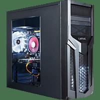 CAPTIVA I56-669, Gaming PC mit Core i5 Prozessor, 16 GB RAM, 480 GB SSD, 1 TB HDD, RTX2070 8GB GDDR6, 8 GB