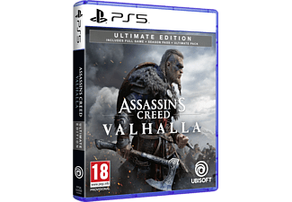 Assassin's Creed Valhalla - Ultimate Edition PlayStation 5