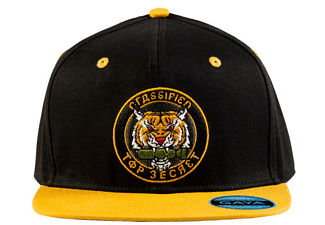 "Call of Duty: Cold War Snapback ""Top Secret Patch"""