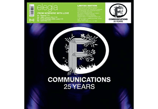 Elegia - FROM NOWHERE WITH LOVE (REMASTERED)  - (Vinyl)