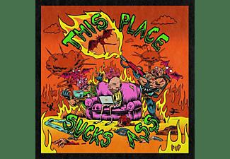 Pup - This Place Sucks Ass  - (CD)