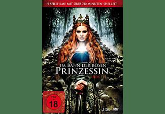 Im Bann der bösen Prinzessin Box DVD