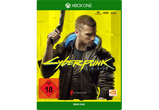 CYBERPUNK 2077 - Day 1 Edition - [Xbox One]