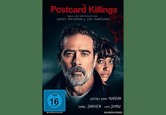 The Postcard Killings DVD