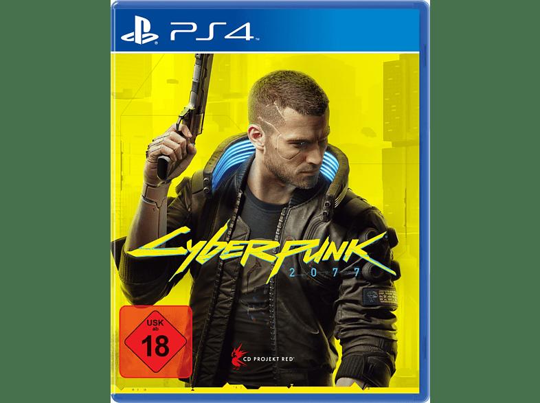 CYBERPUNK 2077 - Day 1 Edition [PlayStation 4]