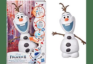 HASBRO Disney Die Eiskönigin 2 Watschel-Olaf Spielzeug Weiß