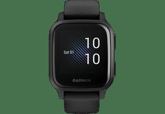 GARMIN Smartwatch Venu SQ Music Black Slate