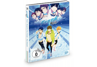 Free! - Vol. 3 - Road to the World - The Dream DVD