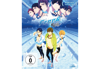 Free! - Vol. 3 - Road to the World - The Dream Blu-ray