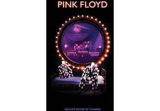 Pink Floyd - DELICATE SOUND OF THUNDER (2019 REMIX/LIVE)  - (Blu-ray)