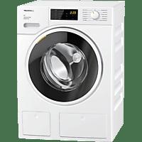 MIELE WWD 660 WCS TDos & 8kg W1 White Edition Waschmaschine (8 kg, 1400 U/Min., A)