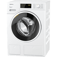MIELE WWD660 WPS TDos & 8kg W1 White Edition Waschmaschine (8 kg, 1400 U/Min., A)